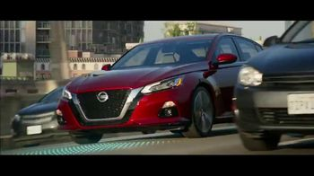 2019 Nissan Altima TV Spot, 'Impossibly Smart' [T1] - Thumbnail 5