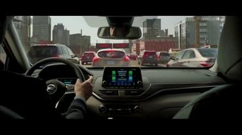 2019 Nissan Altima TV Spot, \'Impossibly Smart\' [T1]