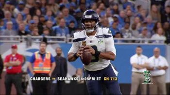 DIRECTV NFL Sunday Ticket TV Spot, 'Wide Open Sundays: Every Game' Featuring Peyton Manning - Thumbnail 6