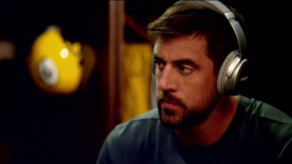 Bose TV Commercial, 'Focus' Featuring Aaron Rodgers, Russell Wilson, Carson Wentz