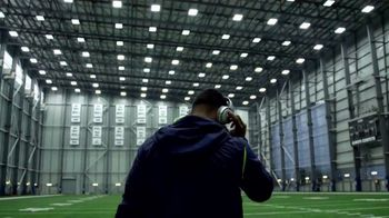 Bose TV Spot, 'Focus' Featuring Aaron Rodgers, Russell Wilson, Carson Wentz - Thumbnail 1