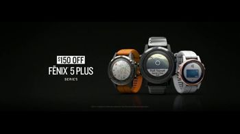 Garmin fenix 5 Plus Series TV Spot, 'Preloaded Mapping' - Thumbnail 9