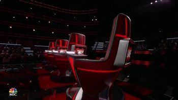 The Voice App TV Spot, 'In the Coach's Chair'