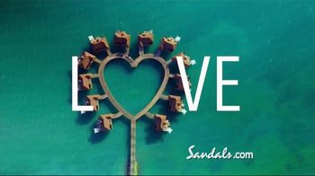 Sandals Resorts TV Spot, 'What Can You Do At Sandals?'