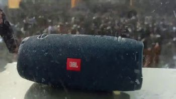JBL Waterproof Speakers TV Spot, 'Portables With DJ 9Lives' - 133 commercial airings