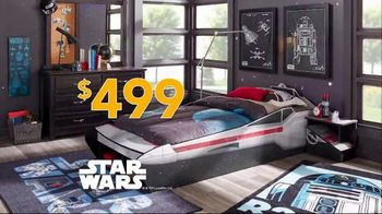Rooms to Go Kids & Teens Holiday Bed Sale TV Spot, 'Style and Function'