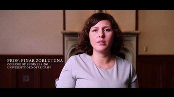 University of Notre Dame TV Spot, 'Fighting for the Human Heart' - Thumbnail 4