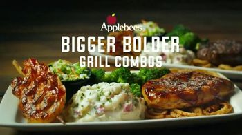 Applebee's Bigger Bolder Grill Combos TV Spot, 'Simply the Best' Song by Tina Turner