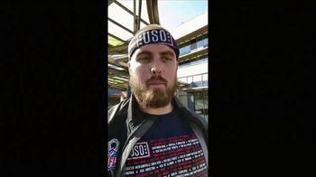 NFL TV Spot, 'Salute to Service: 2018 USO Tour' Feat. Carlos Dunlap, Mark Ingram, Latavius Murray - Thumbnail 2