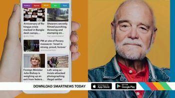 SmartNews TV Spot, 'News Matters' - Thumbnail 5
