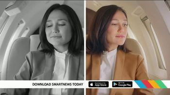 SmartNews TV Spot, 'Woman on the Go' - Thumbnail 2