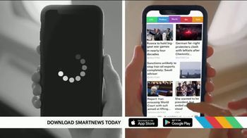 SmartNews TV Spot, 'Woman on the Go' - Thumbnail 4