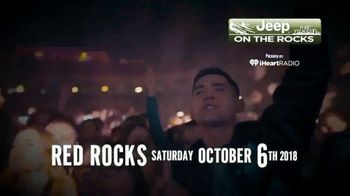 Jeep On the Rocks Concert TV Spot, 'Concert of the Season' - Thumbnail 6