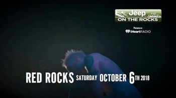 Jeep On the Rocks Concert TV Spot, 'Concert of the Season' - Thumbnail 7
