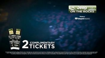 Jeep On the Rocks Concert TV Spot, 'Concert of the Season' - Thumbnail 9