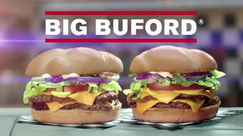 Checkers & Rally's Big Buford TV Spot, 'What Could Be Better?'