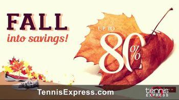 Tennis Express TV Spot, 'Fall Into Savings' - Thumbnail 2