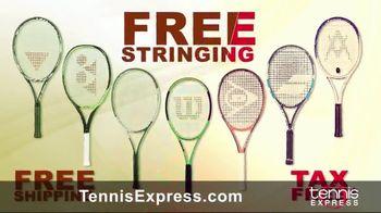 Tennis Express TV Spot, 'Fall Into Savings' - Thumbnail 4