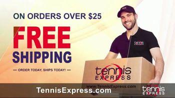 Tennis Express TV Spot, 'Fall Into Savings' - Thumbnail 5