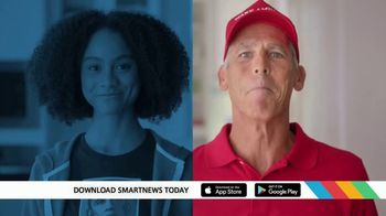 SmartNews TV Spot, 'First Time for Everything' - Thumbnail 2