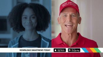 SmartNews TV Spot, 'First Time for Everything' - Thumbnail 3