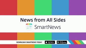 SmartNews TV Spot, 'First Time for Everything' - Thumbnail 5