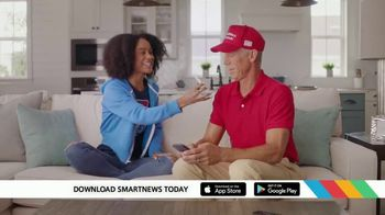 SmartNews TV Spot, 'First Time for Everything' - Thumbnail 6
