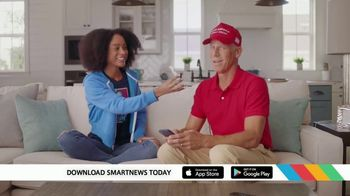 SmartNews TV Spot, 'First Time for Everything' - Thumbnail 7