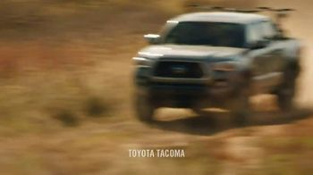 2018 Toyota Tacoma TV Spot, 'All Terrain or Mall Terrain' [T2] - Thumbnail 5
