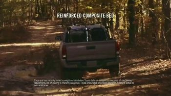 2018 Toyota Tacoma TV Spot, 'All Terrain or Mall Terrain' [T2] - Thumbnail 7