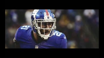 NFL TV Spot, 'Ready, Set, NFL: Landon Collins' - 74 commercial airings