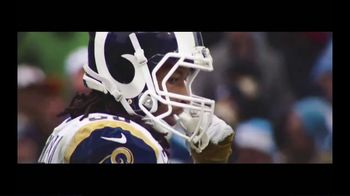 NFL TV Spot, 'Ready, Set, NFL: Todd Gurley' - 156 commercial airings