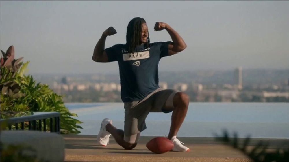 NFL TV Commercial, 'Get Ready to Celebrate' Featuring Todd Gurley