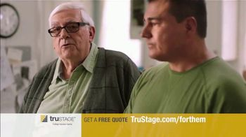 TruStage Guaranteed Acceptance Whole Life Insurance TV Spot, 'For Them' - Thumbnail 8
