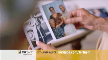 TruStage Guaranteed Acceptance Whole Life Insurance TV Spot, 'For Them'