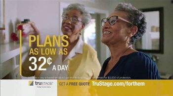 TruStage Guaranteed Acceptance Whole Life Insurance TV Spot, 'For Them' - Thumbnail 3