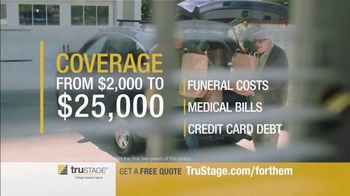TruStage Guaranteed Acceptance Whole Life Insurance TV Spot, 'For Them' - Thumbnail 4
