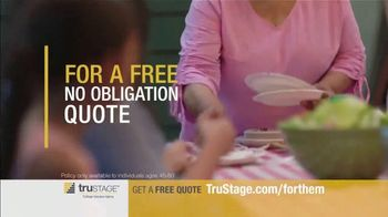 TruStage Guaranteed Acceptance Whole Life Insurance TV Spot, 'For Them' - Thumbnail 5