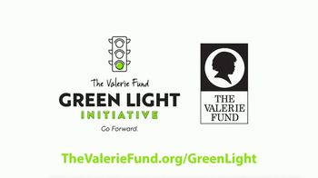 The Valerie Fund TV Spot, 'Green Light Initiative' - Thumbnail 9