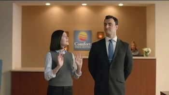Choice Hotels Fall Travel Deal TV Spot, 'Touchdown' - Thumbnail 1