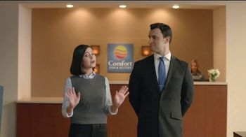 Choice Hotels Fall Travel Deal TV Spot, 'Touchdown' - Thumbnail 3