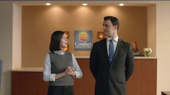 Choice Hotels Fall Travel Deal TV Spot, 'Touchdown' - Thumbnail 4