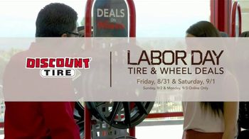 Discount Tire Labor Day Tire & Wheels Deals TV Spot, 'Pride in Your Work' - Thumbnail 6