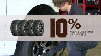 Discount Tire Labor Day Tire & Wheels Deals TV Spot, 'Pride in Your Work' - Thumbnail 7