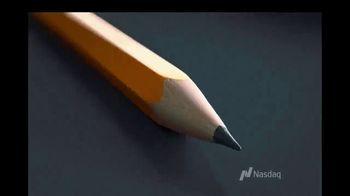 NASDAQ TV Spot, 'Rewrite Tomorrow: Pencil' - Thumbnail 6
