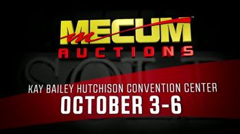 Mecum Auctions TV Spot, '2018 Dallas' - Thumbnail 9