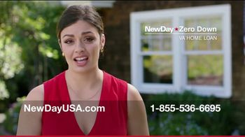 NewDay USA $0 Down VA Home Loan TV Spot, 'Own Instead of Rent' - Thumbnail 3