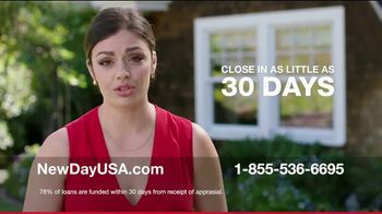 NewDay USA $0 Down VA Home Loan TV Spot, 'Own Instead of Rent' - Thumbnail 5