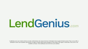 LendGenius TV Spot, 'Be a Genius' - Thumbnail 8