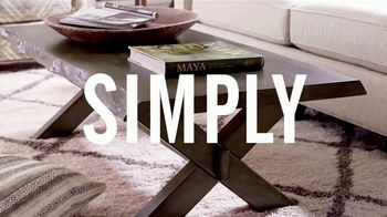 Bassett Anniversary Sale TV Spot, 'Simply Crafted' - Thumbnail 3